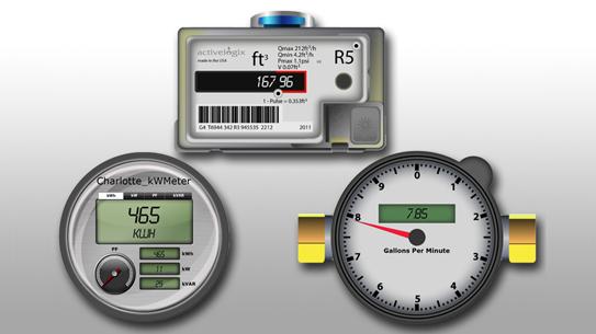 Virtual Utility Meters